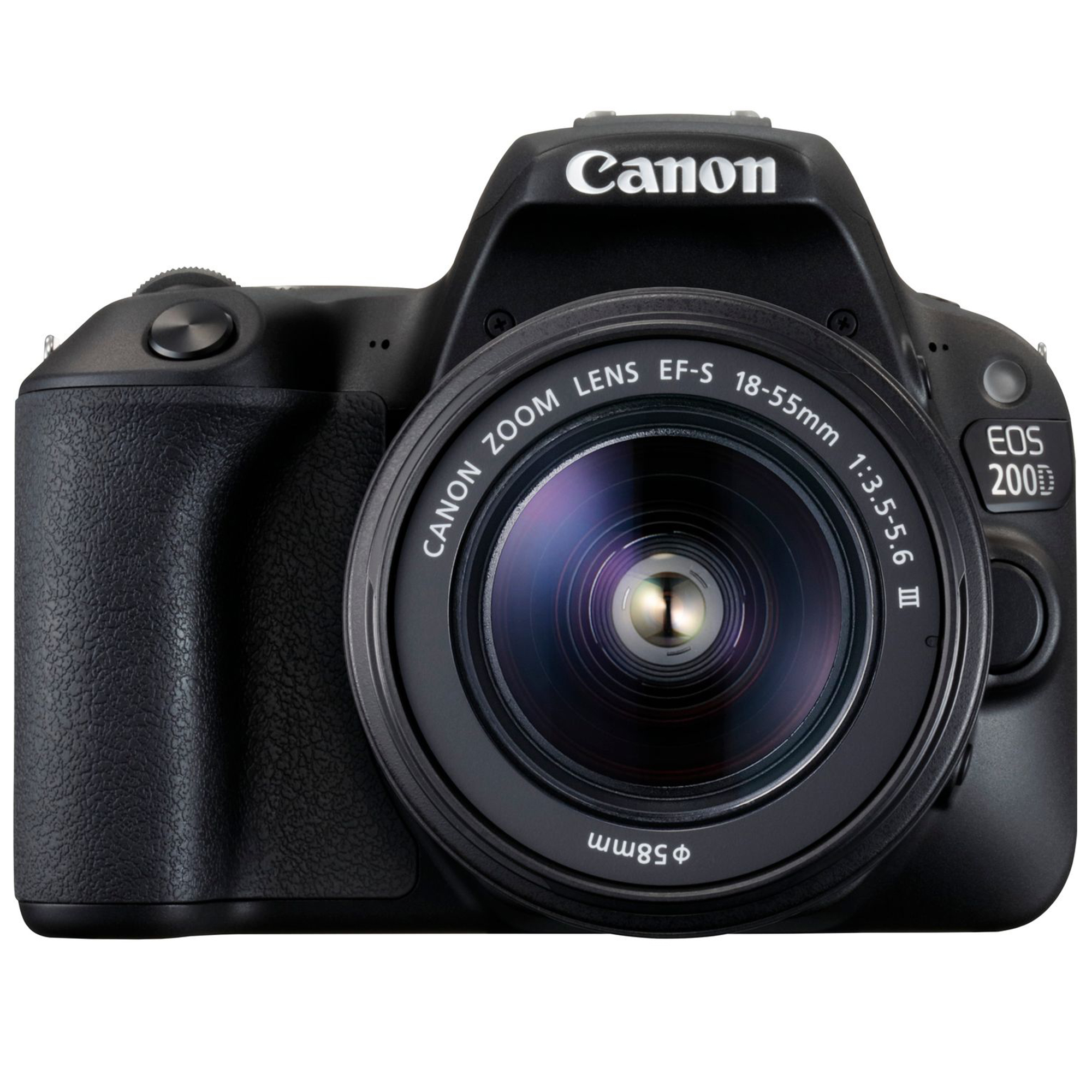 CANON EOS 200D with 18-55 mm Lens DC Kit