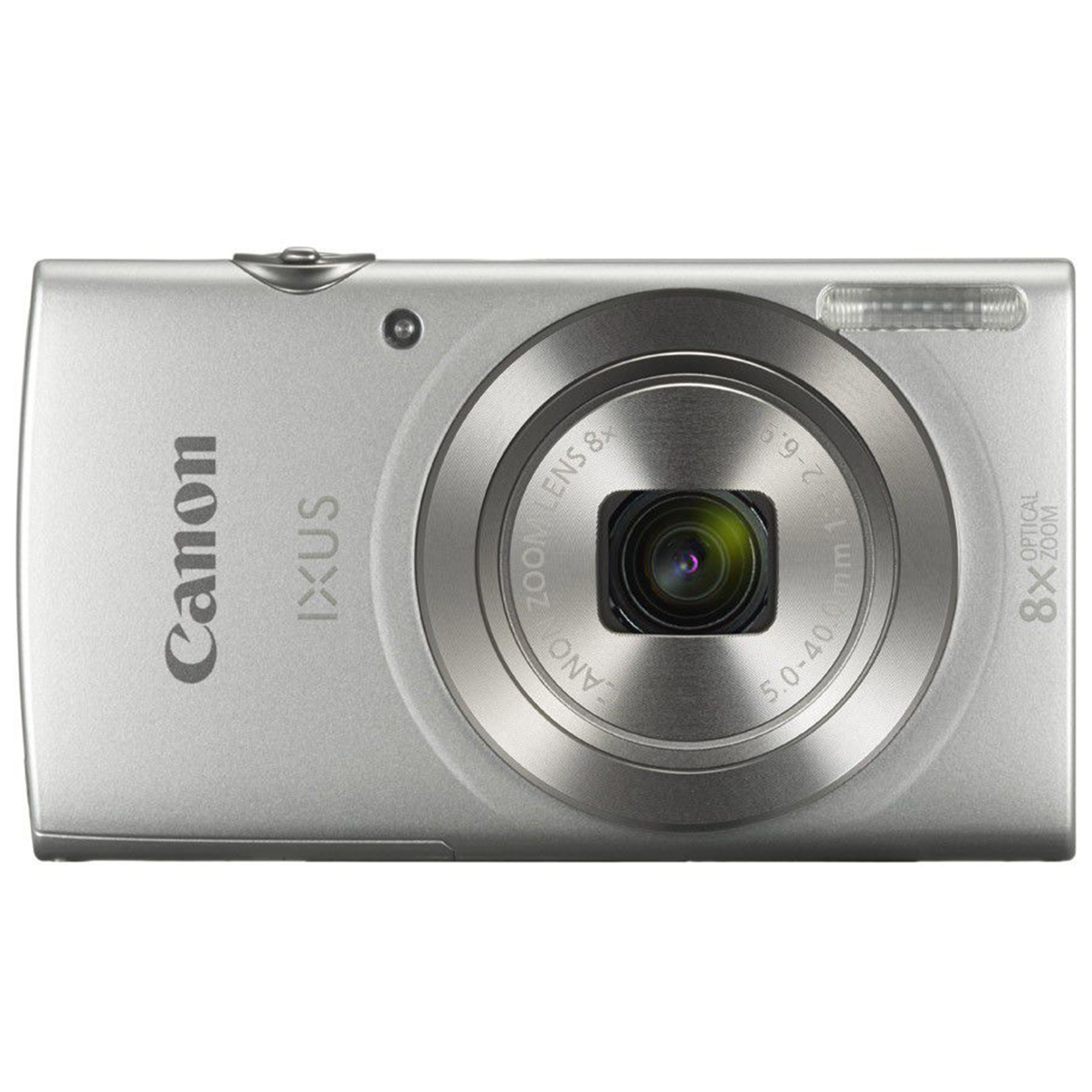 Canon IXUS 185 Silver + Free Bag & Memory 8 GB