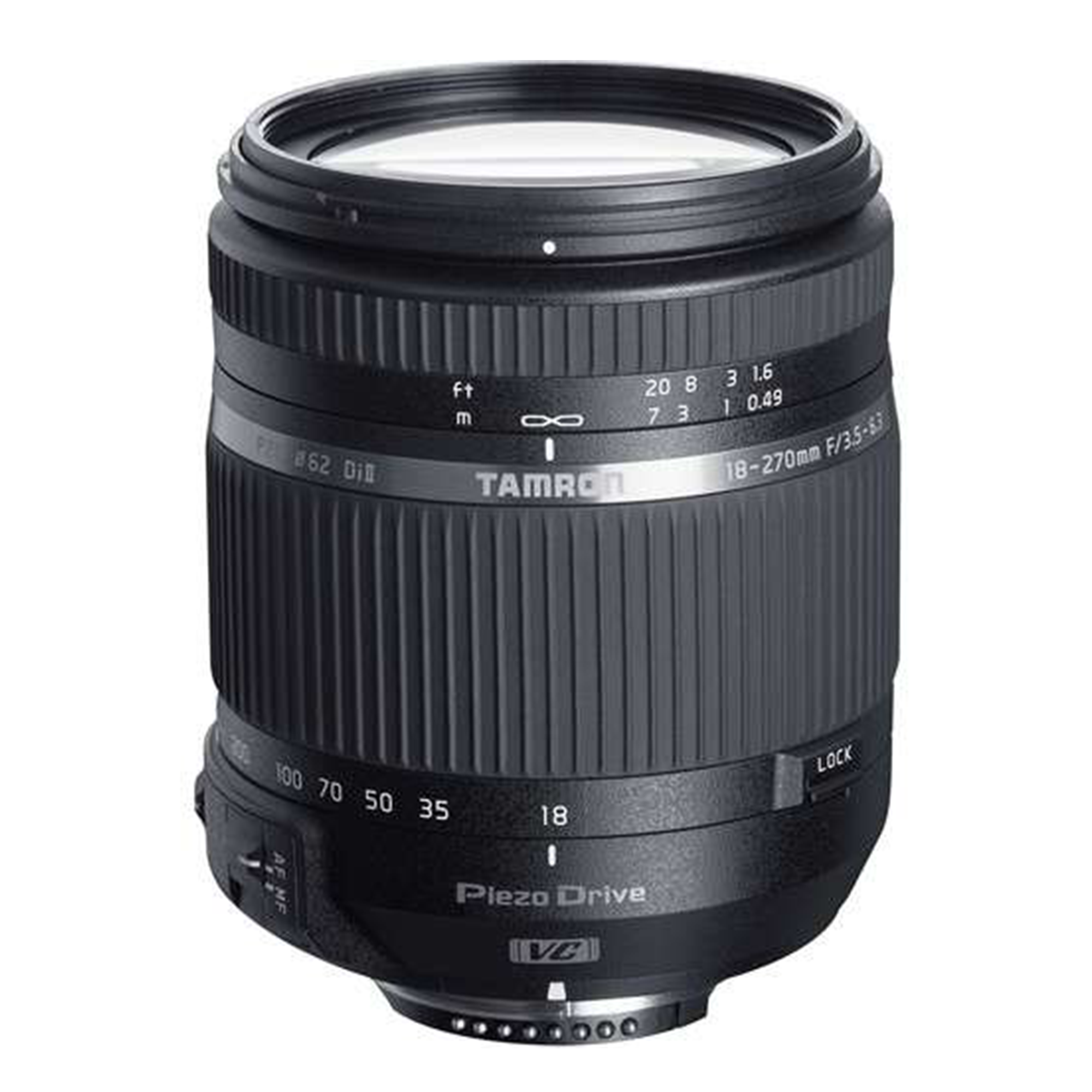 Tamron 18-270mm f/3.5-6.3 Di II VC  Lens for Canon