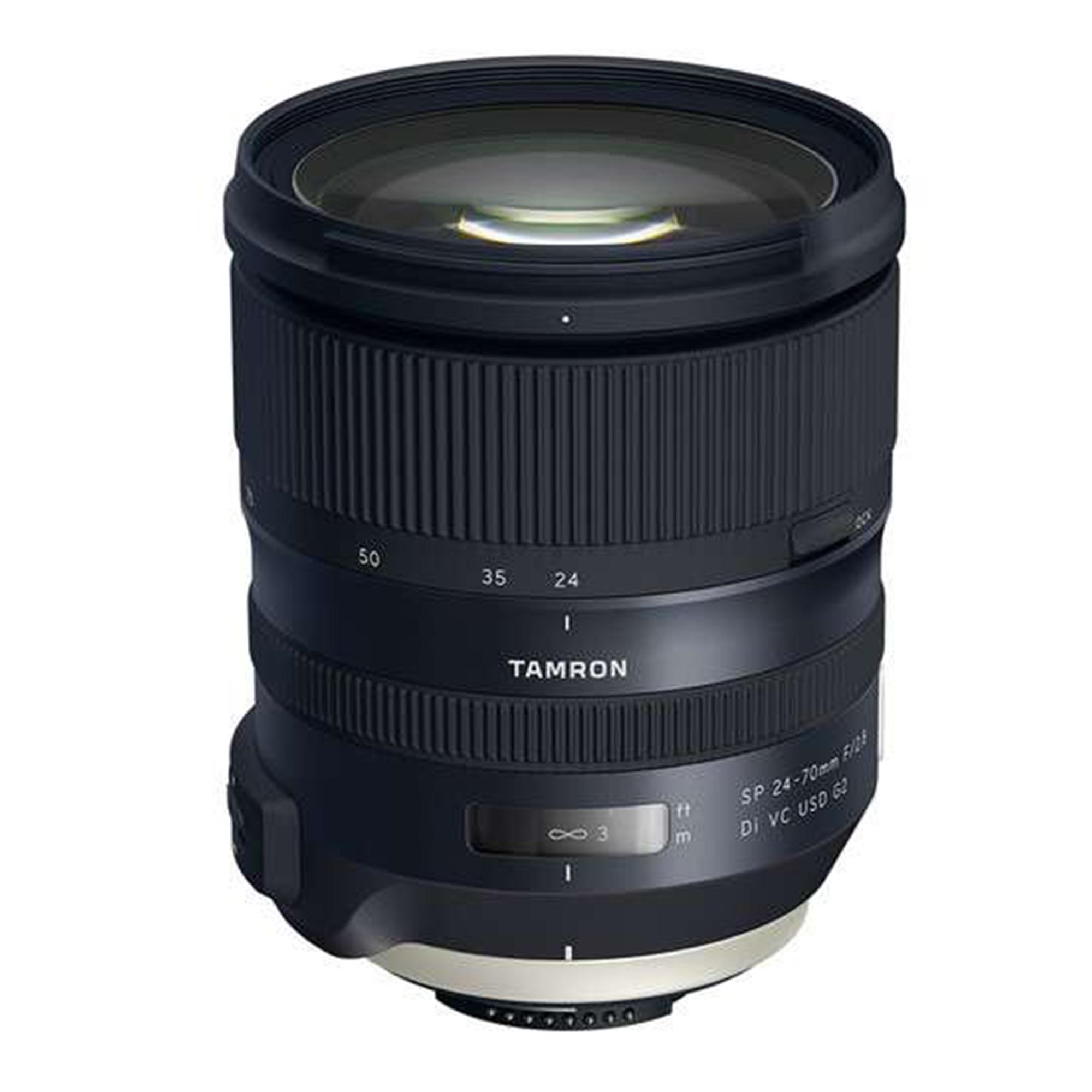 Tamron SP 24-70mm f/2.8 Di VC USD G2 Lens for Nikon ِِAF