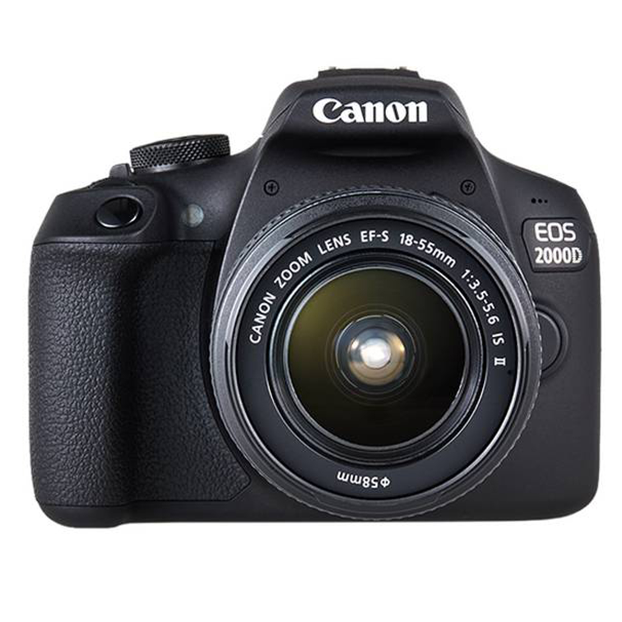 Canon EOS 2000D With 18-55mm Lens IS Kit