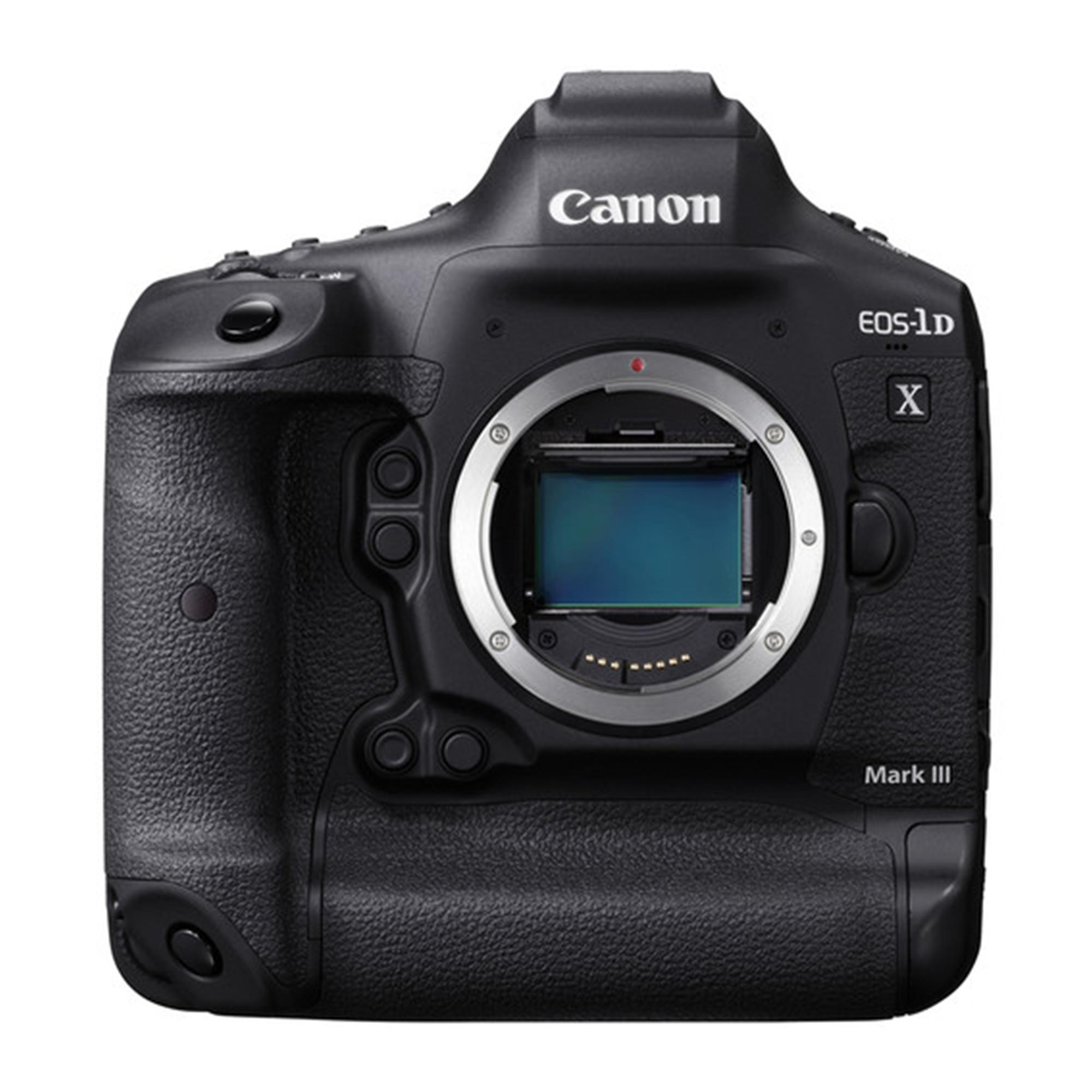 Canon EOS-1D X Mark III DSLR Camera - Body